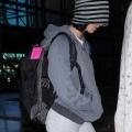 凯蒂佩芮离开洛杉矶机场 - 2009年1月15日