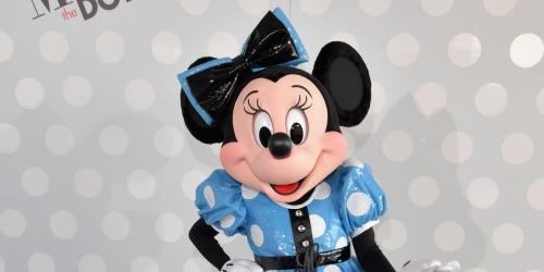 Katy Perry 和 Bob Iger将为米妮颁发好莱坞星光大道之星
