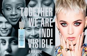 Katy Perry 香水家庭迎来新成员: INDI VISIBLE