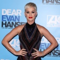 Katy Perry 出席音乐剧《致埃文·汉森》美国巡演首演夜