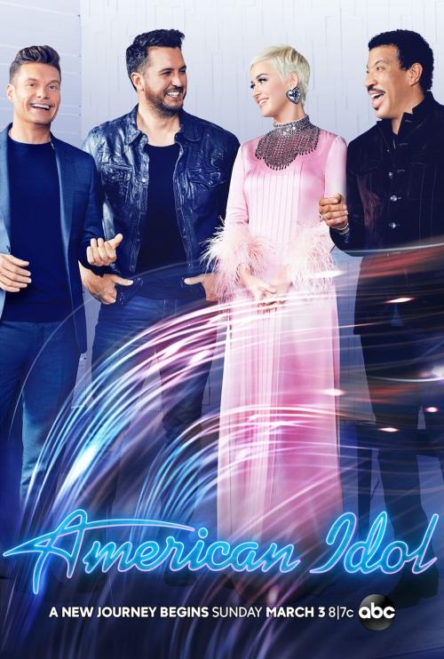 Katy, Luke 和 Lionel 要回来了!《美国偶像》公布全新一季官方宣传图! 