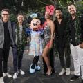 ABC《美国偶像》第二季 夏威夷 奧拉尼迪士尼 宣传照
