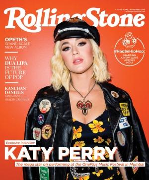 滚石 印度版 2019 11月 / Rolling Stone India November 2019