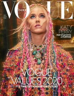 Vogue India January 2020