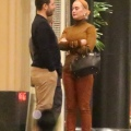 Katy Perry 和2020年总统竞选人Michael Bloomberg一起晚餐后离开餐厅 - 2020年1月7日街拍