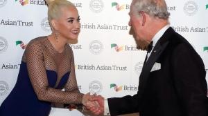 水果姐 Katy Perry 被奉命为英国亚洲信托基金会的印度儿童保护基金会亲善大使