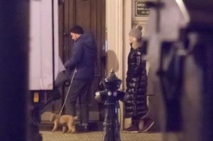 Katy Perry 到达布拉格看望 Orlando Bloom - 2020年2月5号街拍