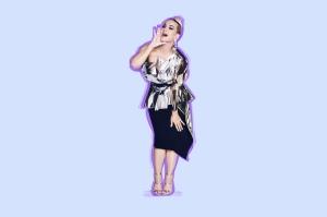 Katy Perry 美国偶像 第三季 评委采访