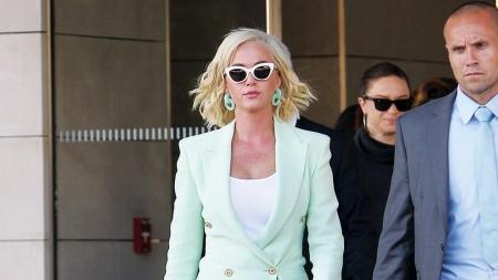 Katy Perry 和 唱片公司 Capitol Records 的版权案上诉成功