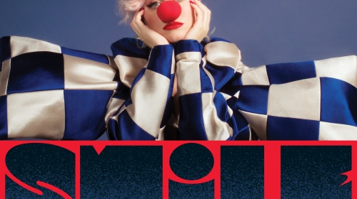 "Katy Perry 发布新专辑同名主打单曲""Smile"" ,新专辑""Smile""封面曝光"