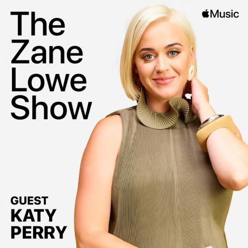 Katy Perry接受Apple Music专访,聊女儿降生与新专辑背后故事