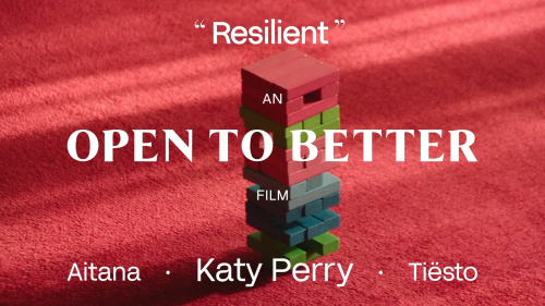 """Resilient (Tiësto Remix """"Open To Better Film"""")"""
