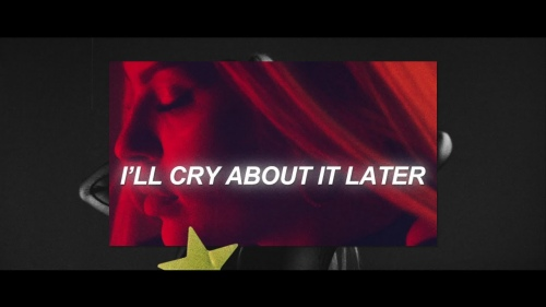 Cry About It Later (feat. Luisa Sonza & Bruno Martini) - 歌词版音乐录影带
