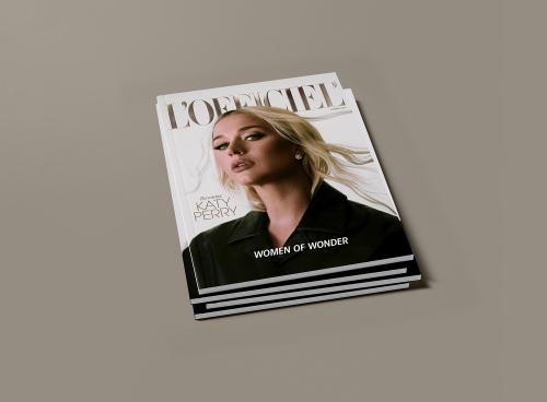 【团购】《L'OFFICIEL USA - SUMMER 2021》杂志团购