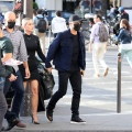 Katy Perry 和 Orlando Bloom 前往La Girafe餐厅 - 2021年7月6日