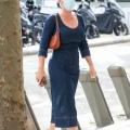 Katy Perry 和 Orlando Bloom 还有家人们在巴黎购物 - 2021年7月7日
