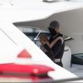 Katy Perry到达卡普里岛 - 2021年7月30日