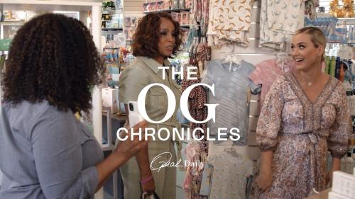 水果姐帮助盖尔和奥普拉挑选婴儿用品 | 《OG Chronicles Joy Ride》 EP2