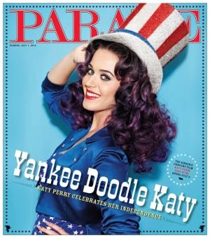 Parade — 2012 七月号