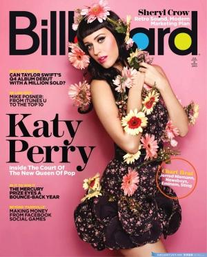 2010 Billboard 7月