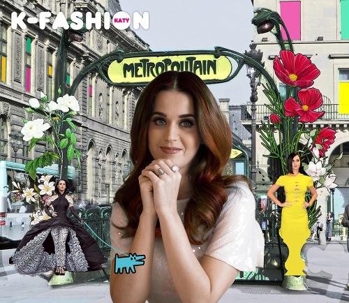 10堂可以从Katy Perry身上学到的时尚课程
