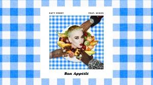 """Katy Perry 新单曲""""Bon Appétit"""" 现已发布"""