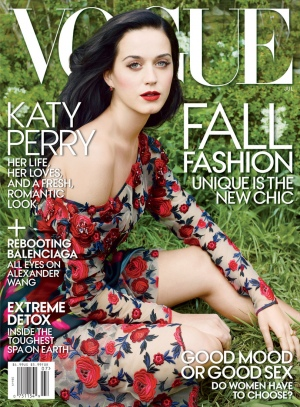 Vogue 美国版 2013 7月号