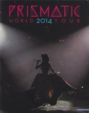 The Prismatic Tour VIP 场刊