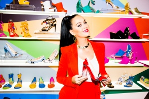 Katy Perry Footwear 2017 春季 新鞋发布会
