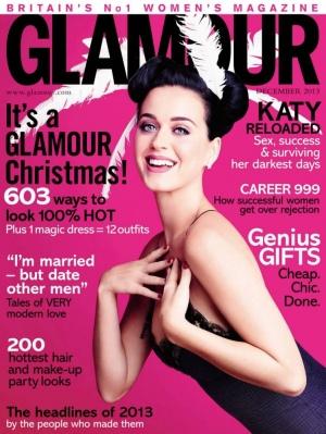 Glamour UK 英国版 2013年 12月号