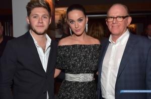 Katy Perry, Niall Horan, Neil Diamond联合庆祝国会唱片75周年
