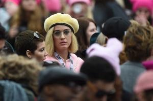 2017年1月21日 女性进军华盛顿 游行活动