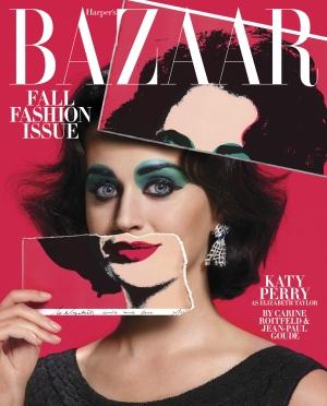 Harper's Bazaar 杂志 2015年9月号