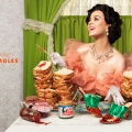 Katy Perry Collections 秋季女鞋 宣传照