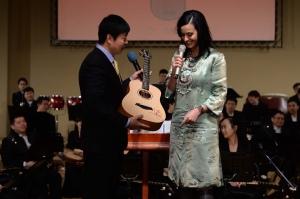 Katy Perry 访问中央民族乐团