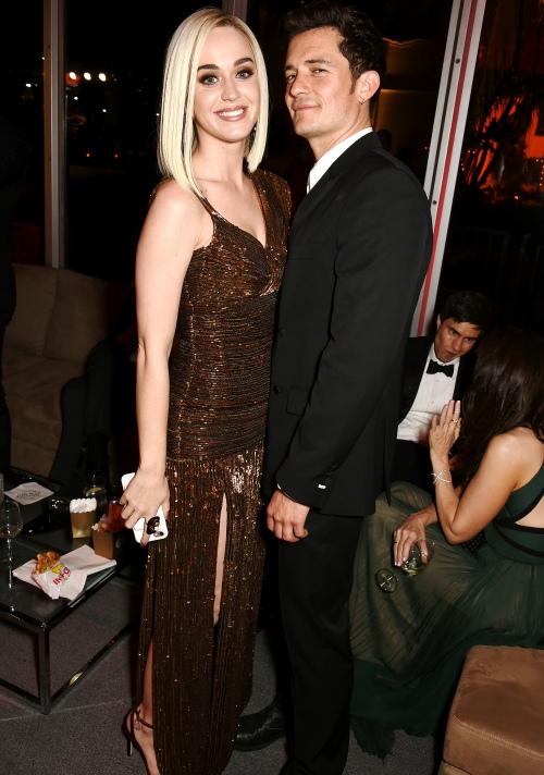 Katy Perry 和 Orlando Bloom 确认分手