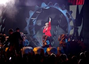 2017 iHeartRadio Music Awards - 演出