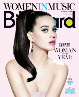 Billboard 2012年12月8日