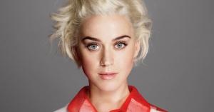 Vogue杂志封面专访:Katy Perry 脱去可爱外表 走向中性和政治