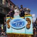 美国偶像 新奥尔良游行宣传