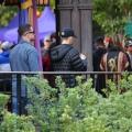 和好友在迪士尼乐园游玩 - 2017年11月13日街拍
