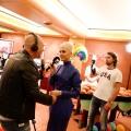 Katy Perry 访问法国NRJ电台
