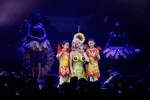 The Prismatic World Tour in Shanghai 中国上海站