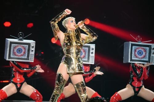 Katy Perry 将空运重达50吨的演出道具到亚洲开唱