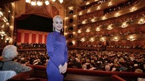 Katy Perry 参观 哥伦布剧院