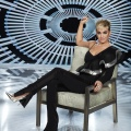 "ABC  ""American Idol""  评委 Katy Perry 宣传照"