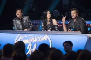 "ABC ""American Idol"" 2018年5月13日节目录制"