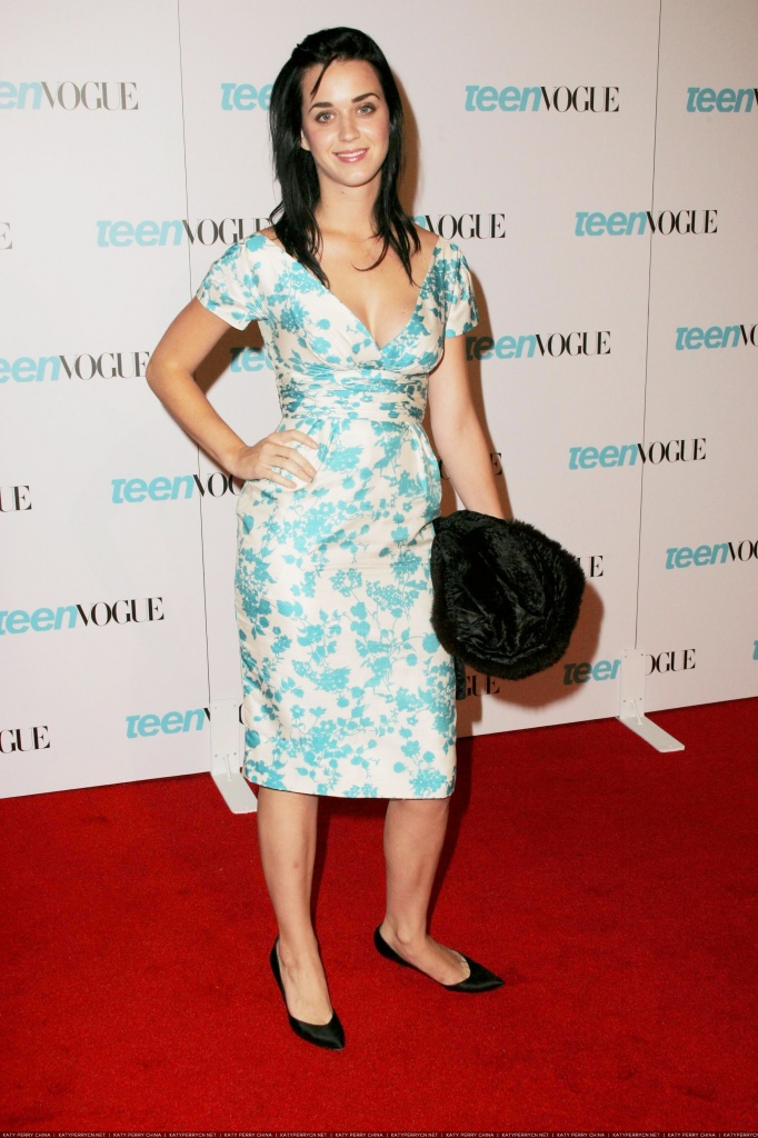 Teen Vogue Party To Celebrate The Young Hollywood Issue