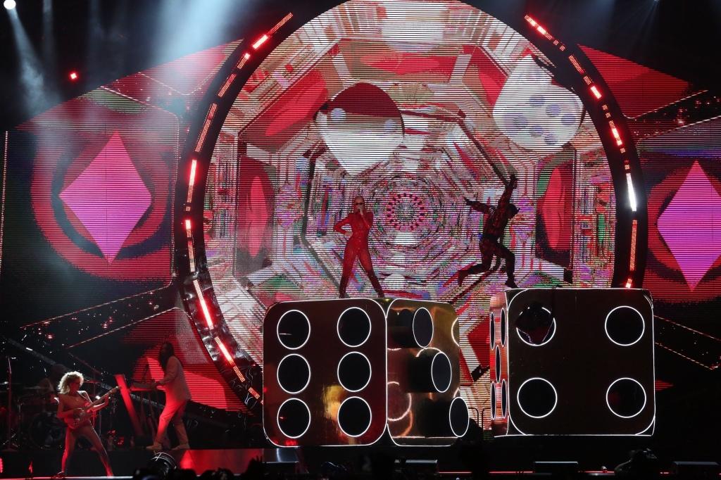 Witness The Tour Live in Rio de Janeiro - Mar 18, 2018
