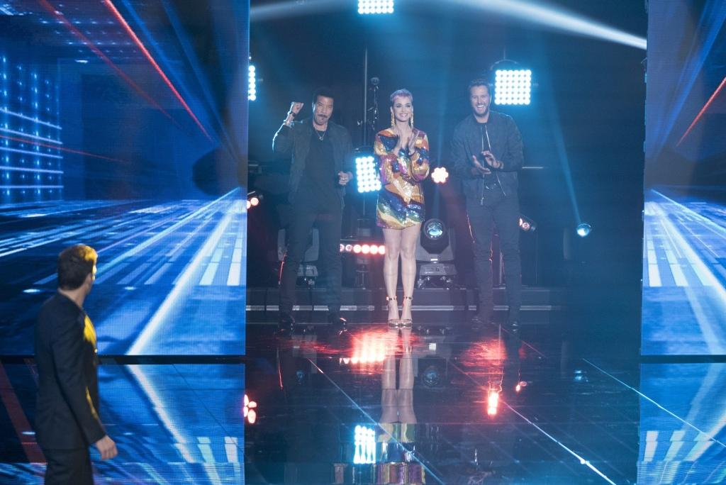 "ABC ""American Idol"" 2018年4月21日节目录制"
